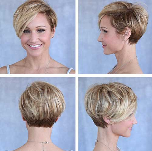 7 Super Short Hair Cut Styles