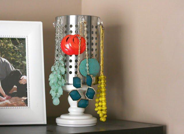 8 Great DIY Jewelry Organizer Ideas