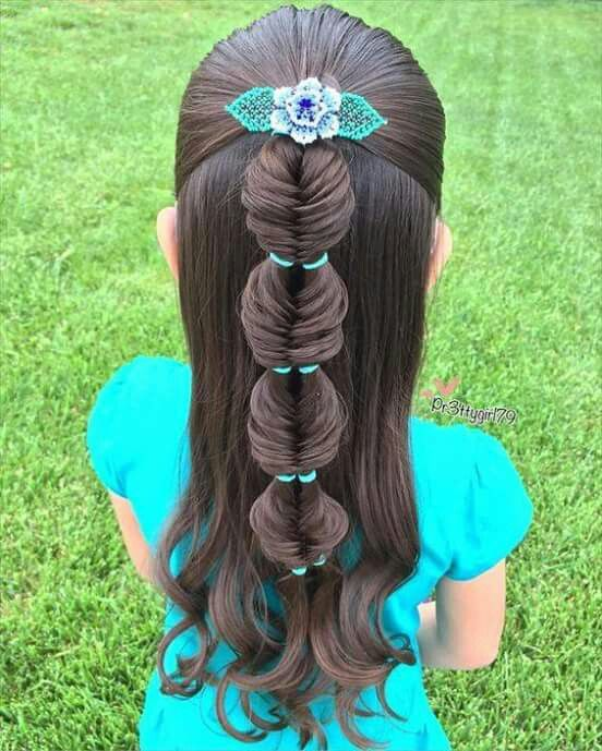 8 Super Cute Hairstyles For Little Girls