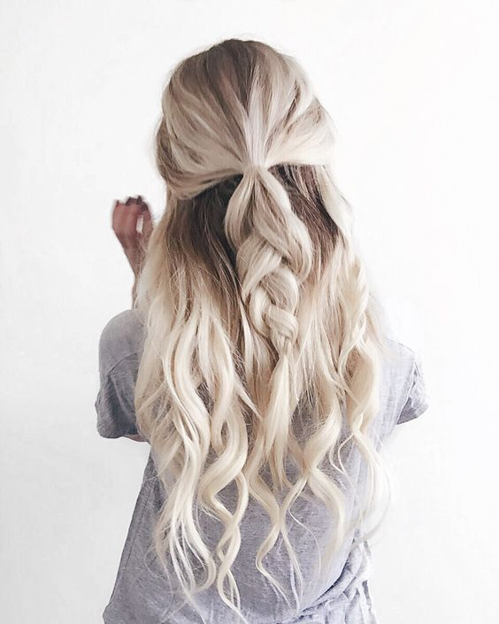9 Easy and Cute Long Hair Styles You Should Try Now