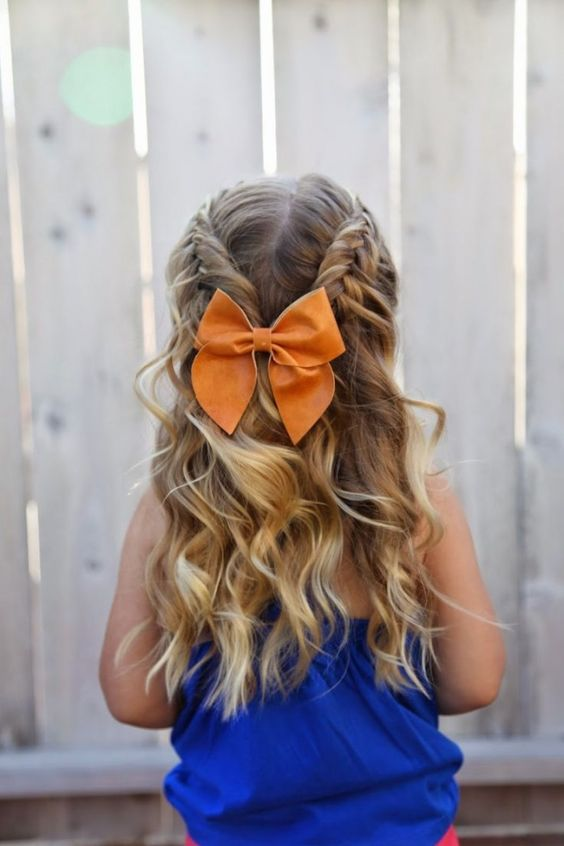 9 Super Cute Hairstyles For Little Girls