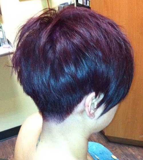 9 Super Short Hair Cut Styles
