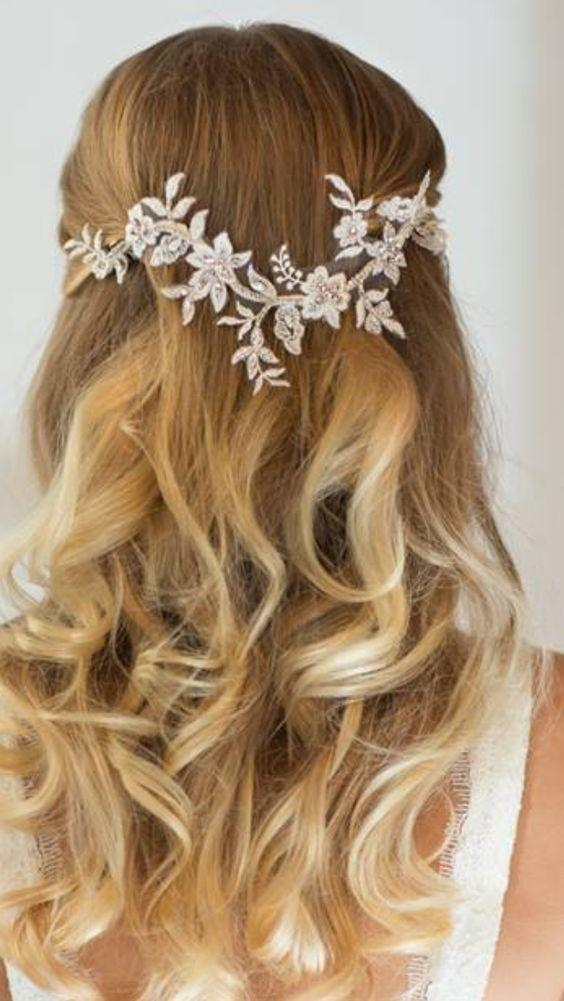 Bridal Hairstyles for Perfect Big Day 1