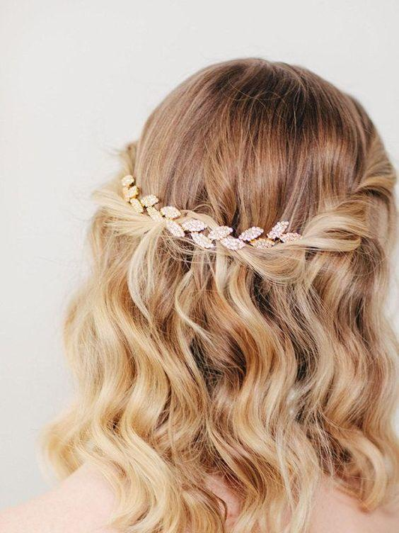 Bridal Hairstyles for Perfect Big Day 13
