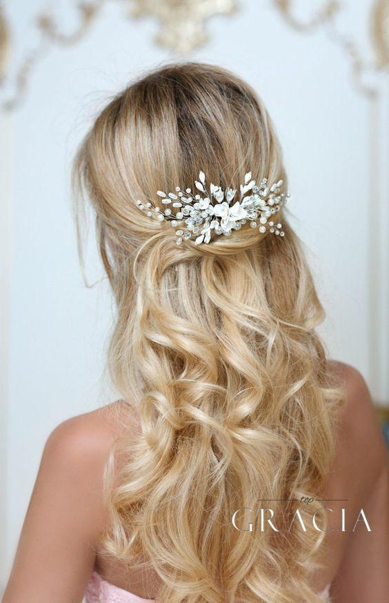 Bridal Hairstyles for Perfect Big Day 14