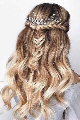 Bridal Hairstyles for Perfect Big Day 15