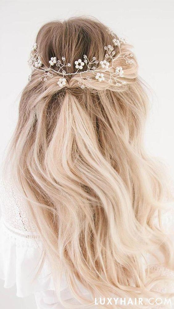 Bridal Hairstyles for Perfect Big Day 17