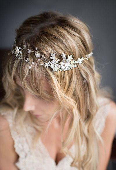 Bridal Hairstyles for Perfect Big Day 20