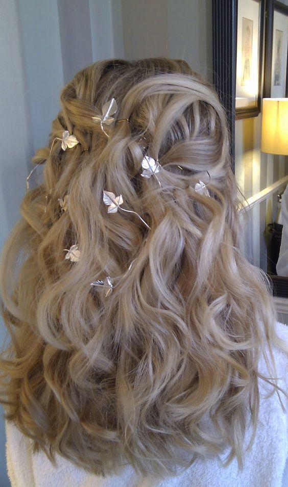 Bridal Hairstyles for Perfect Big Day 21