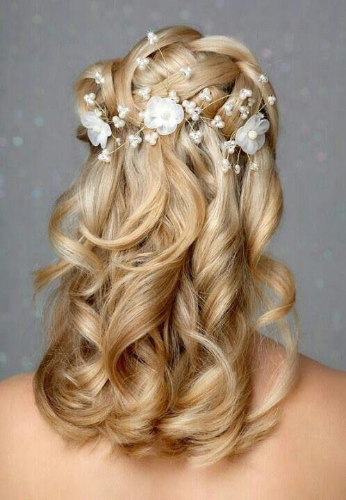 Bridal Hairstyles for Perfect Big Day 22