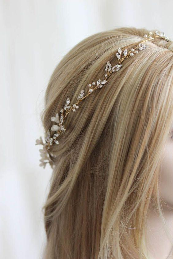 Bridal Hairstyles for Perfect Big Day 3
