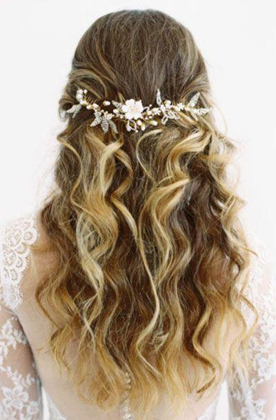 Bridal Hairstyles for Perfect Big Day 4