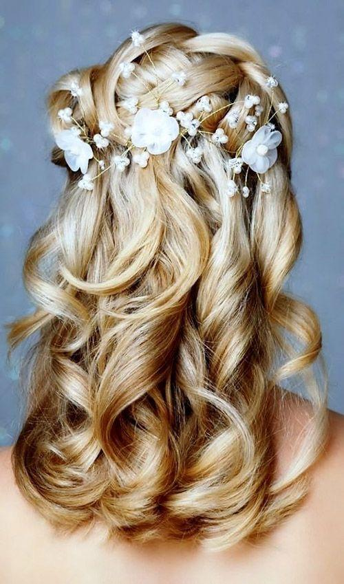 Bridal Hairstyles for Perfect Big Day 5