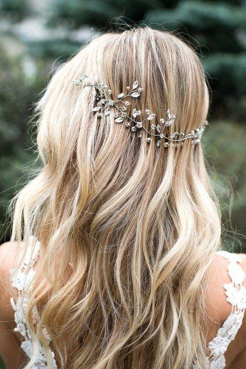 Bridal Hairstyles for Perfect Big Day 7