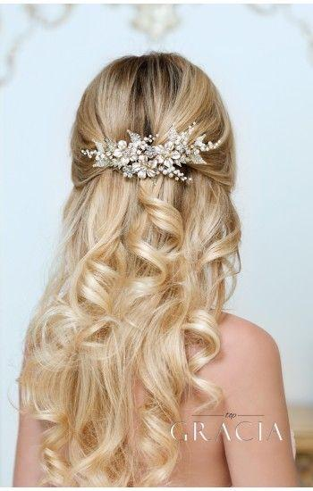 Bridal Hairstyles for Perfect Big Day 8