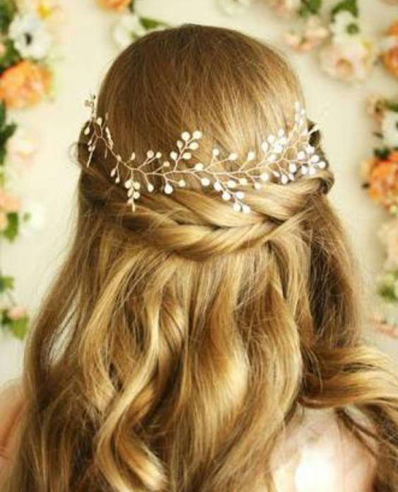 Bridal Hairstyles for Perfect Big Day 9