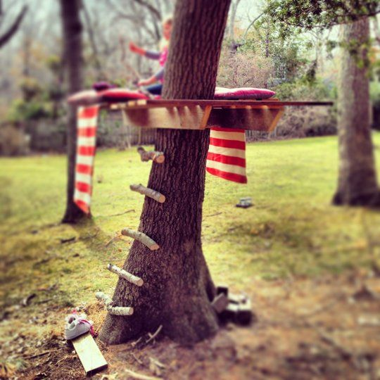 1 Fun Backyard DIY Projects to Surprise Your Kids