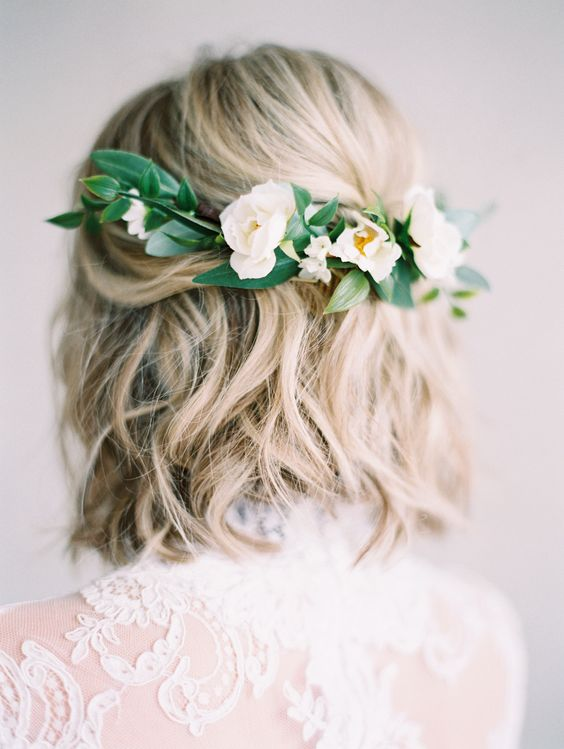 1 Most Trendy Wedding Hairstyles Inspiration for Bride