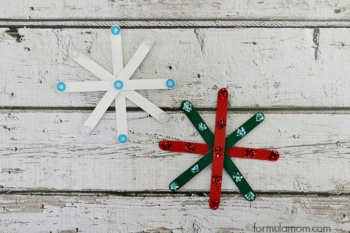 1 One-Hour Christmas Crafts