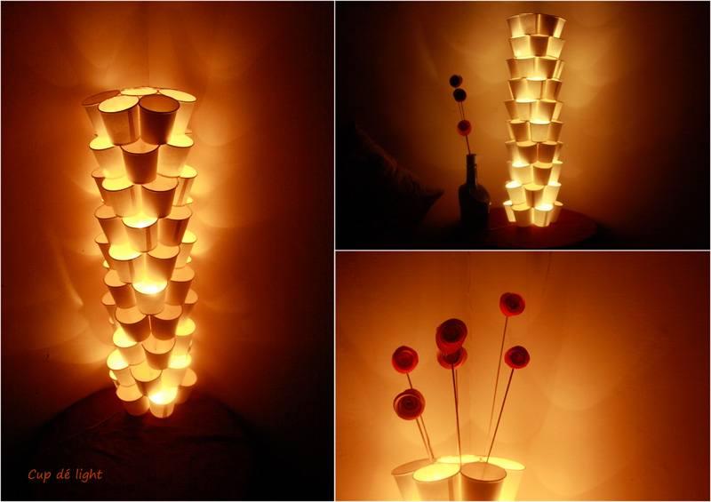 1 Paper Cups Crafts To Make
