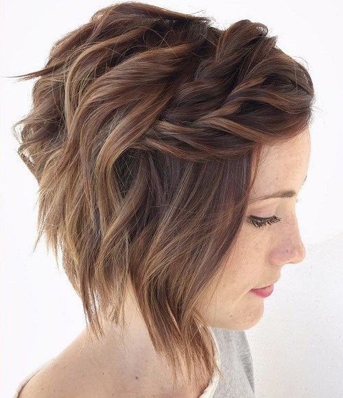 10 Easy and Cute Short Hairstyles For Round Face