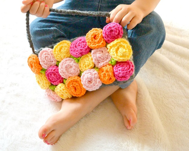 10 Free Crochet Purse  and  Bag Patterns