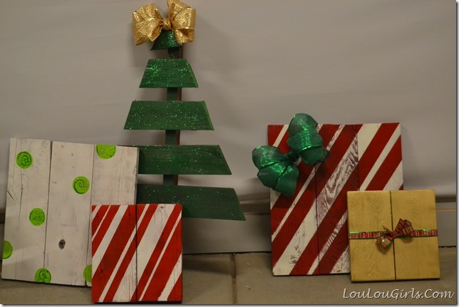 11 Amazing Christmas Pallet Projects