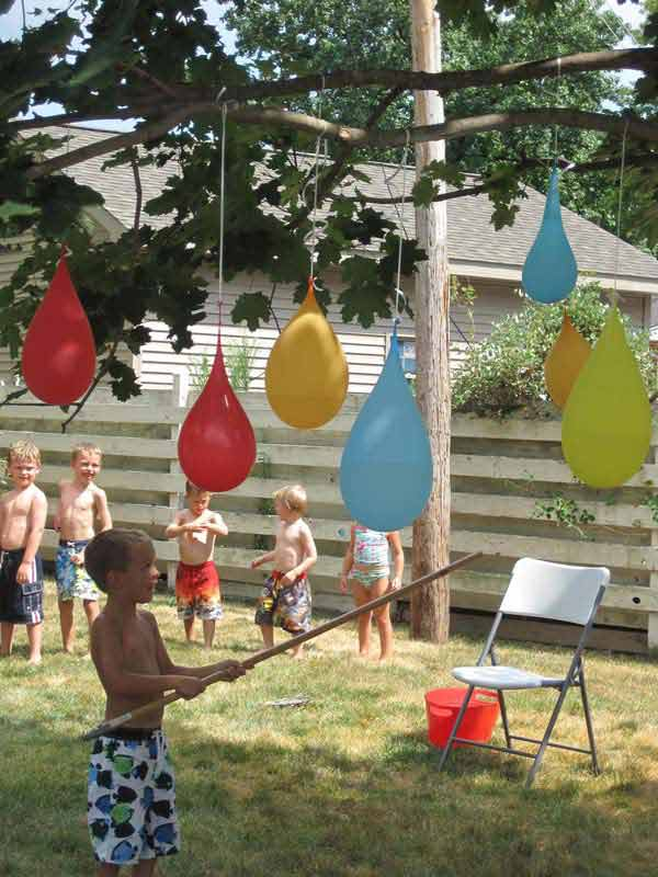 11 Fun Backyard DIY Projects to Surprise Your Kids