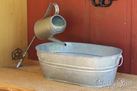 11 Genius Ways To Repurpose Galvanized Buckets and Tubs