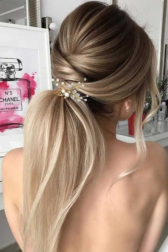 11 Most Trendy Wedding Hairstyles Inspiration for Bride