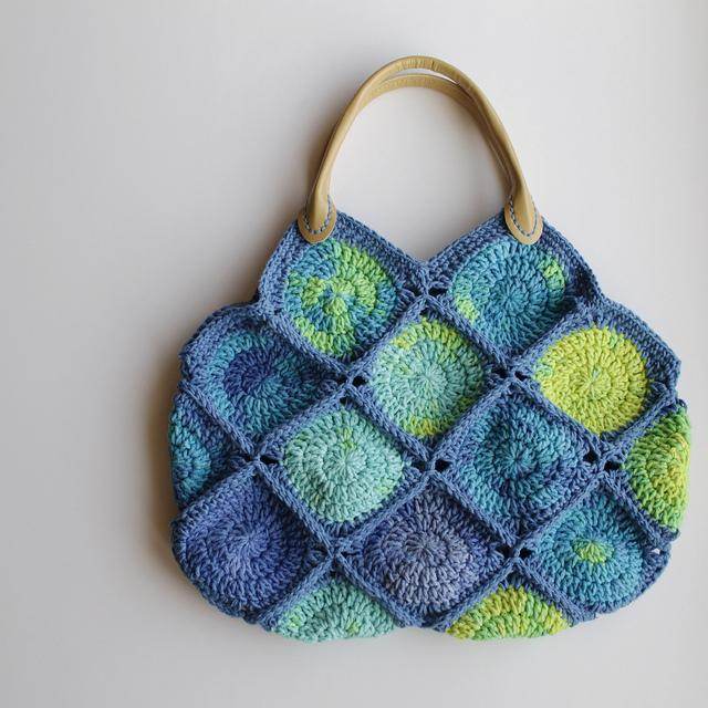 12 Free Crochet Purse  and  Bag Patterns