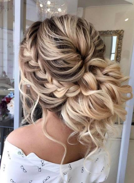 12 Most Trendy Wedding Hairstyles Inspiration for Bride