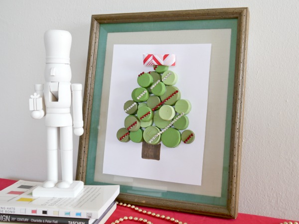 12 One-Hour Christmas Crafts