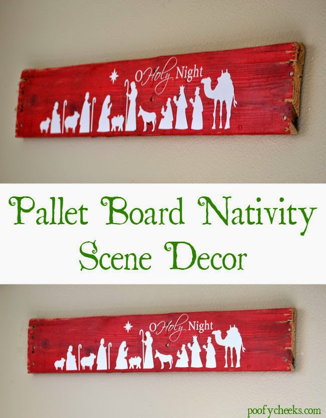 13 Amazing Christmas Pallet Projects