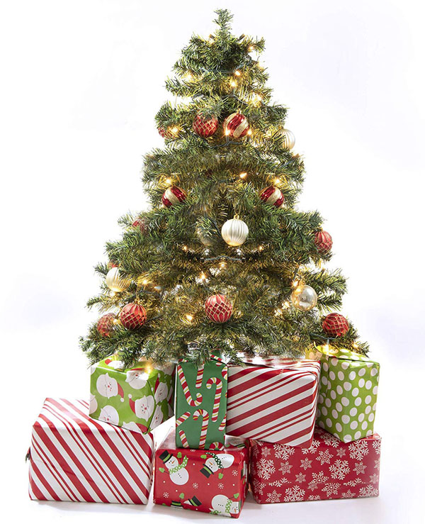 13 Artificial Canadian Fir Christmas Tree
