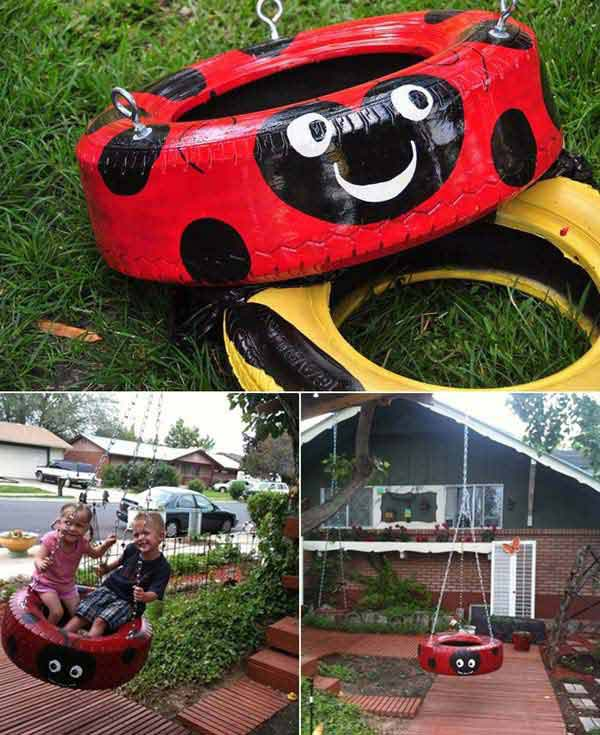 13 Fun Backyard DIY Projects to Surprise Your Kids