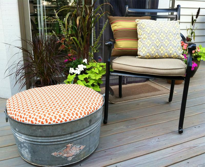 13 Genius Ways To Repurpose Galvanized Buckets and Tubs
