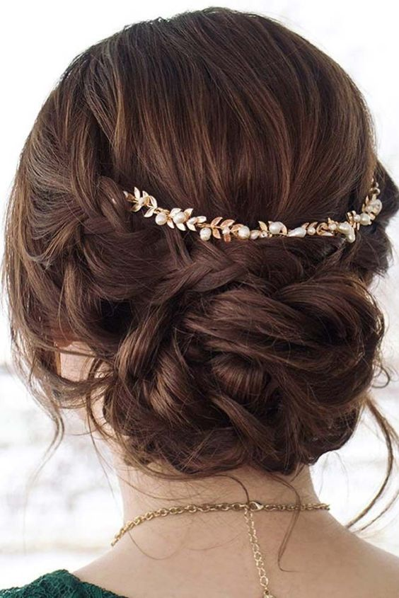 13 Most Trendy Wedding Hairstyles Inspiration for Bride