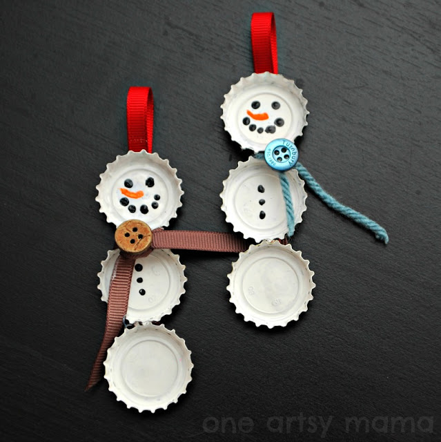 13 One-Hour Christmas Crafts