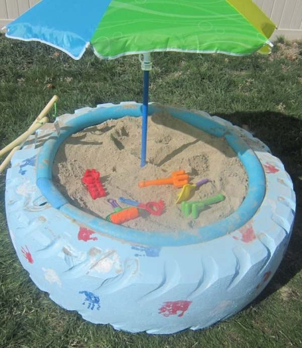 14 Fun Backyard DIY Projects to Surprise Your Kids
