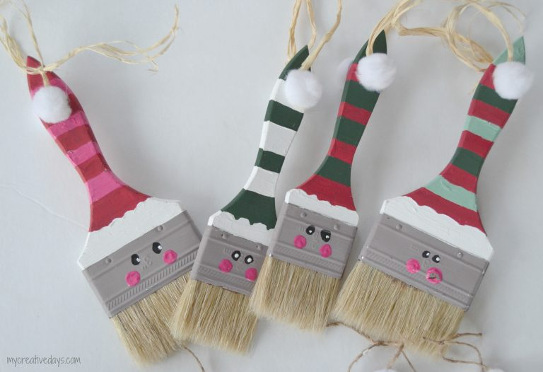 15 One-Hour Christmas Crafts