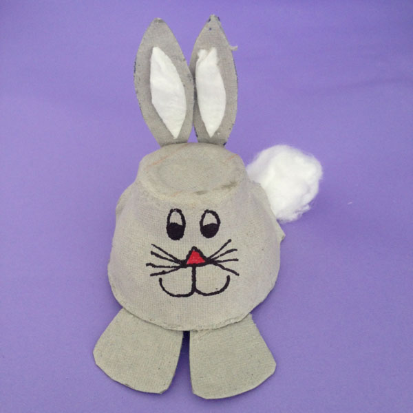15 Super Cute Bunny Crafts for Kids to Make