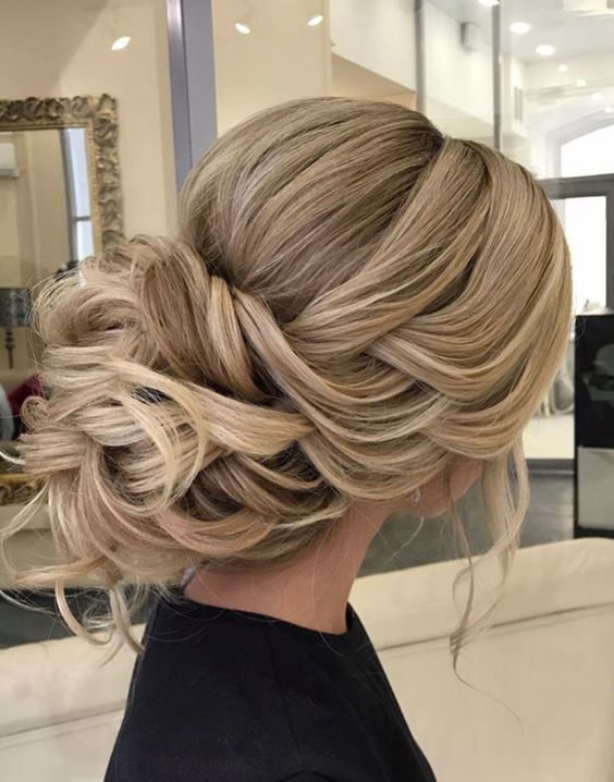 16 Most Trendy Wedding Hairstyles Inspiration for Bride