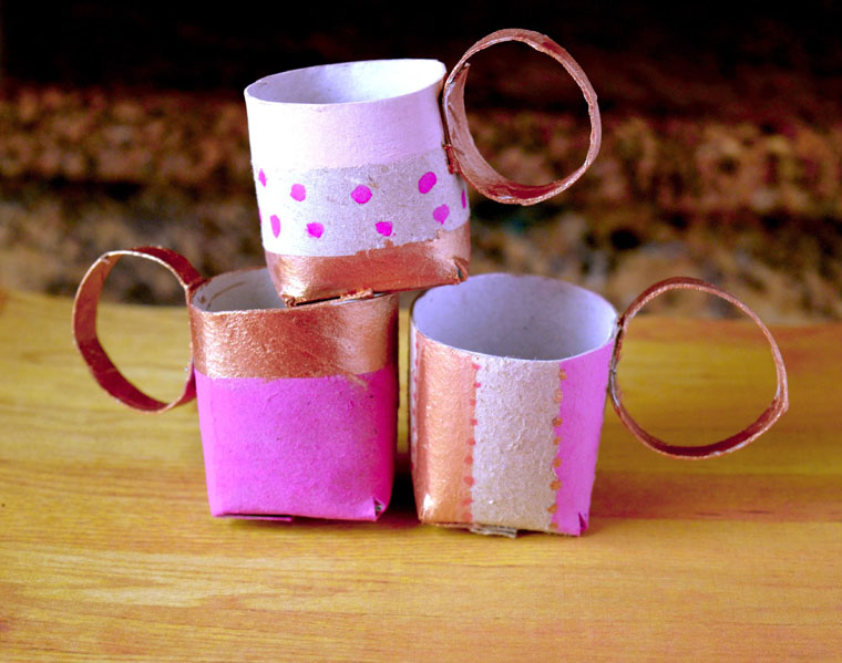 17 Clever Crafts Using Toilet Paper Rolls