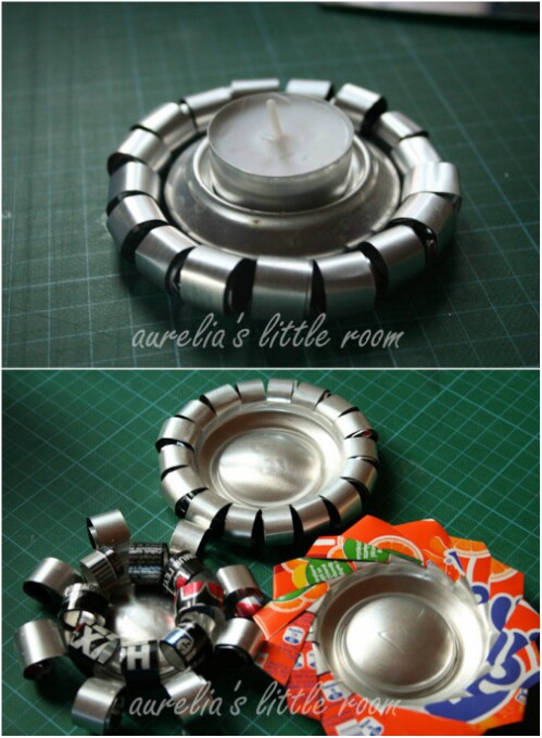 18 Amazing Things You Can Do with Empty Soda Cans