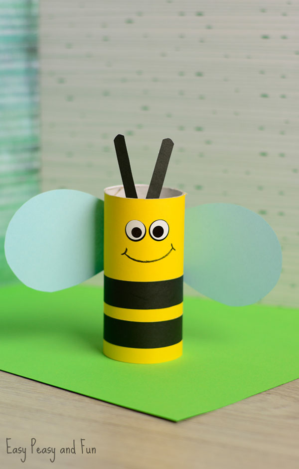 18 Clever Crafts Using Toilet Paper Rolls