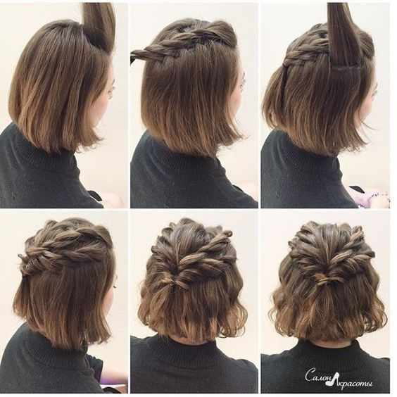18 Easy and Trendy Short Hairstyles for Ladies