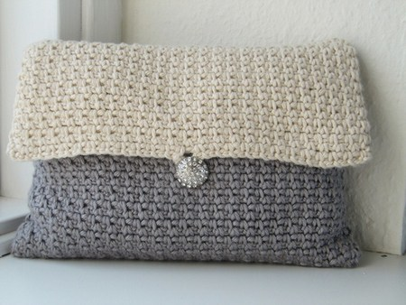 18 Free Crochet Purse  and  Bag Patterns
