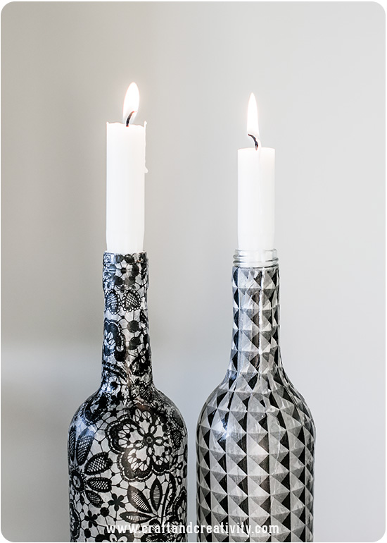 18 Fun and Easy DIY Candle Holder Projects