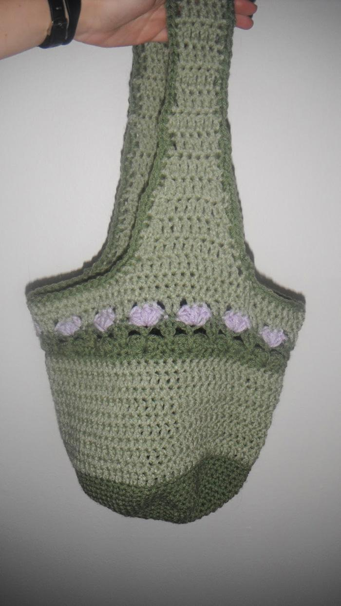 19 Free Crochet Purse  and  Bag Patterns